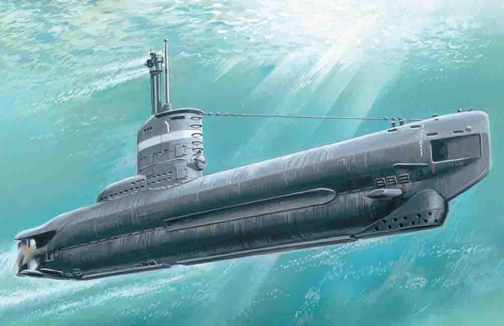 1:144 U-Boot Type XXIII