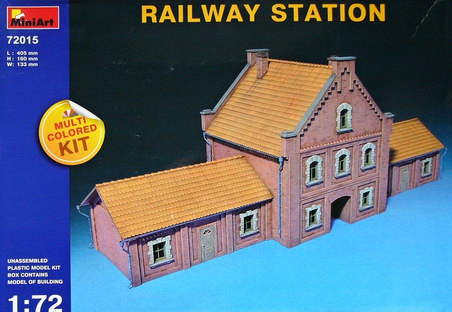 1:72 Railway Station