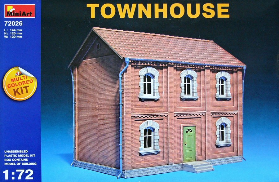 1:72 Townhouse