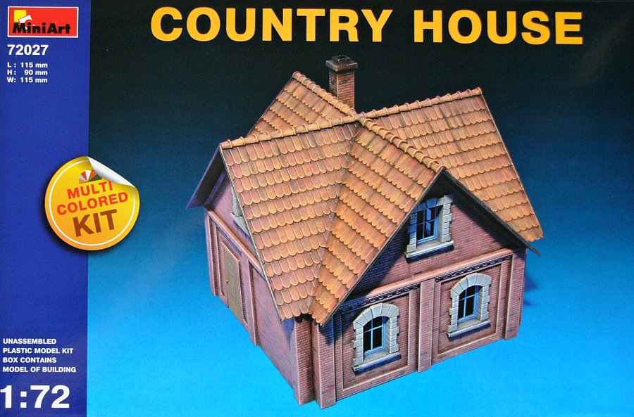 1:72 Country House